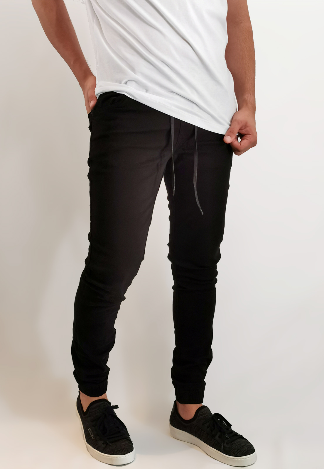 Calça Jogger King & Joe Preto