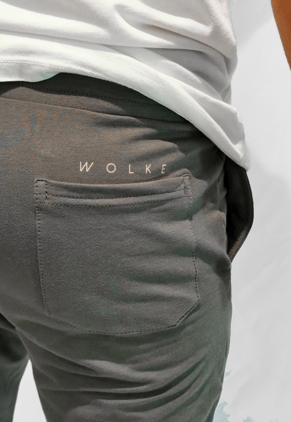 Calça Molecoton Wolke Cinza Evolve