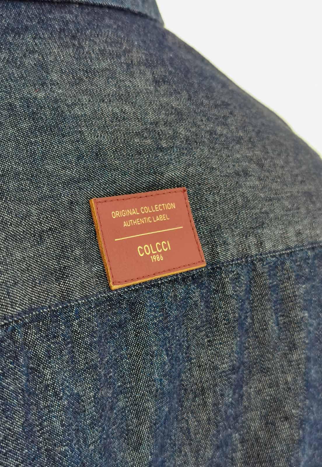Camisa Colcci Slim Jeans