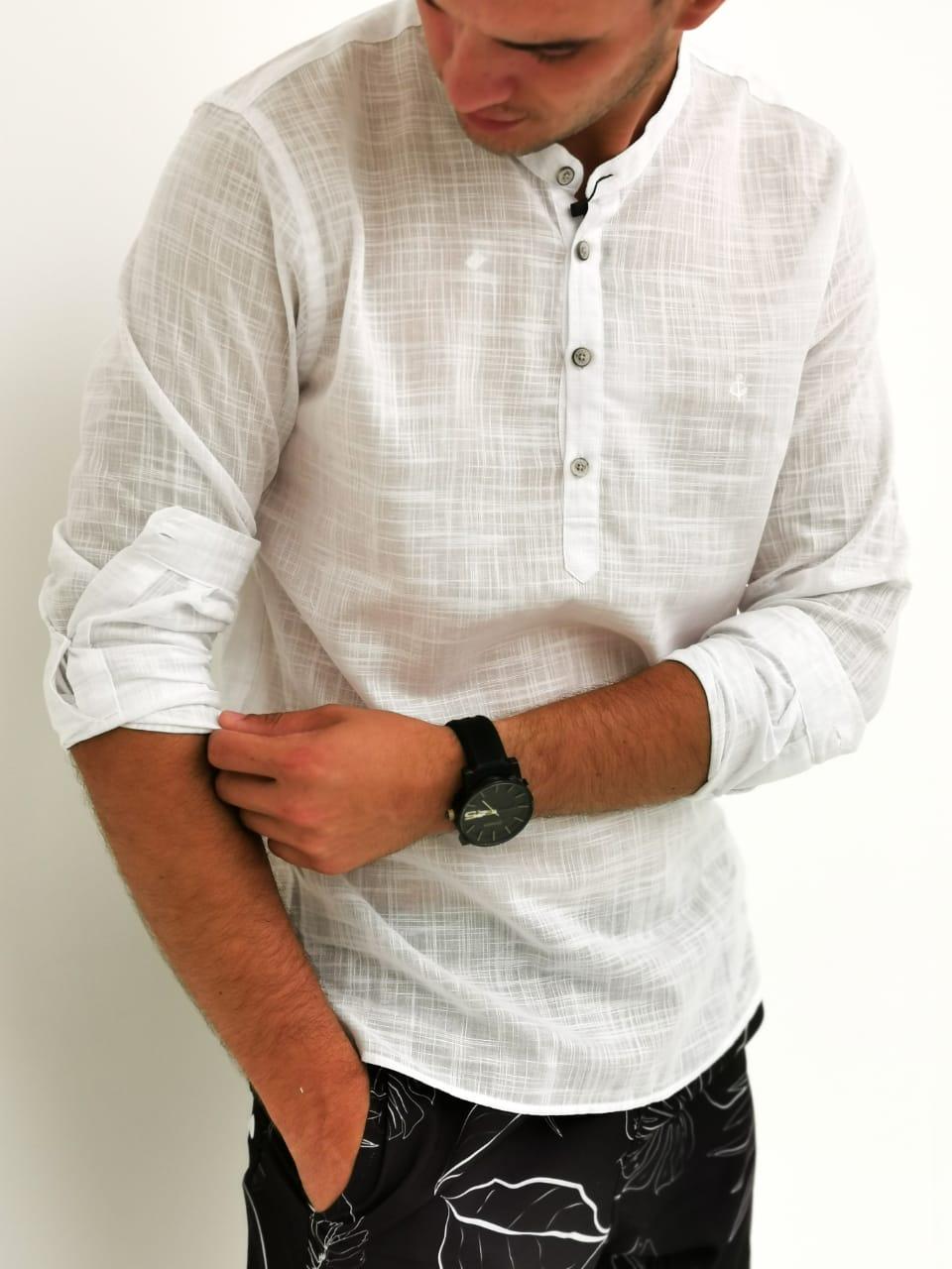 Camisa King Joe Bata