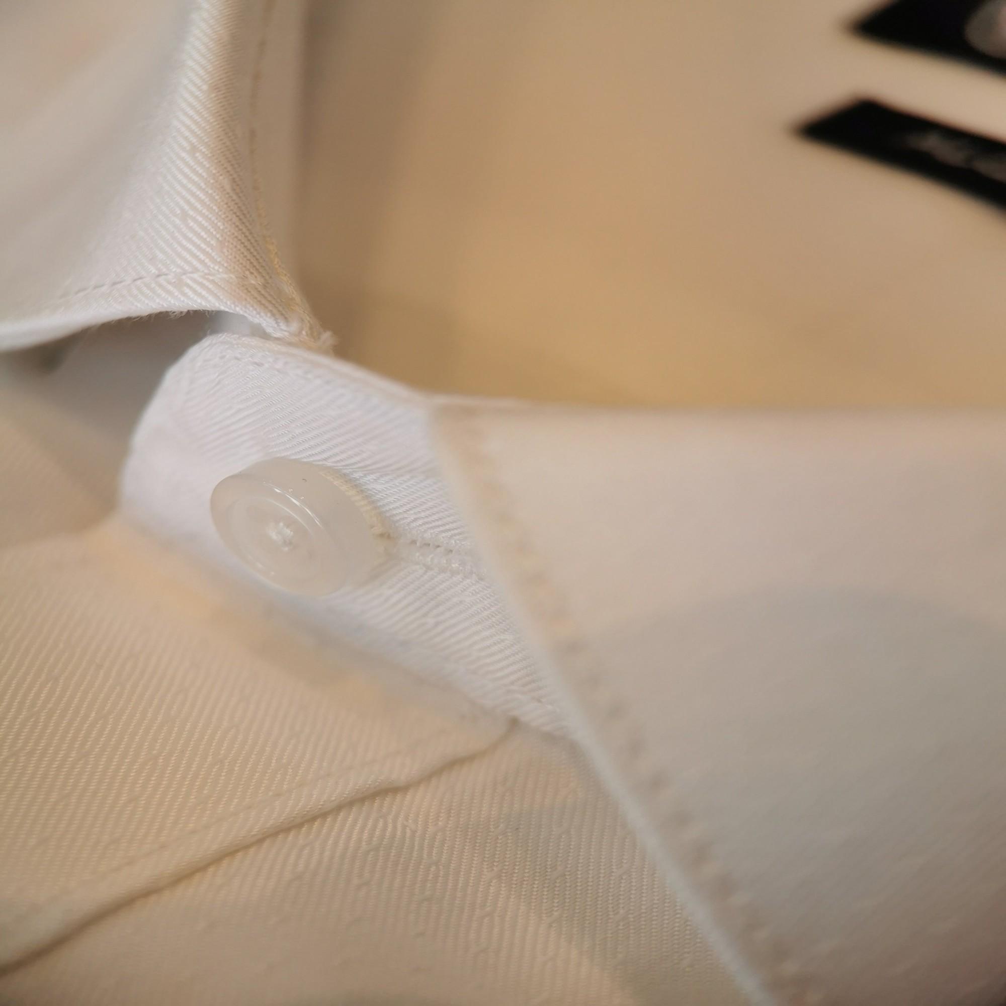 Camisa Vivacci Slim Branca