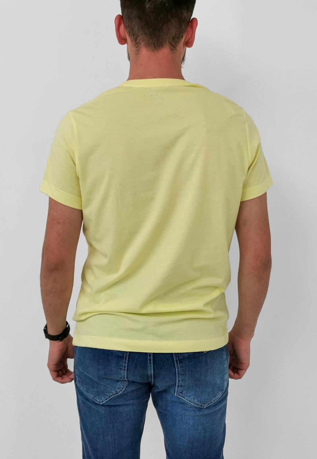 Camiseta Aéropostale Amarelo