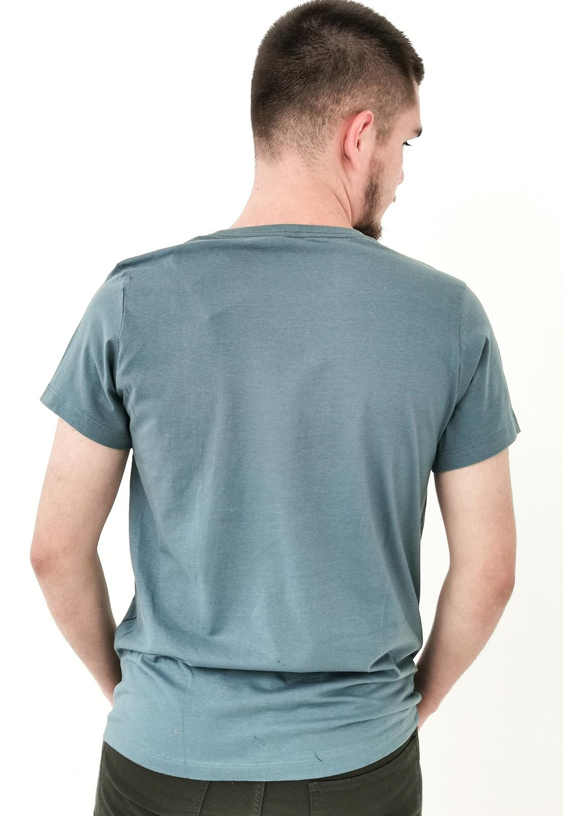 Camiseta Aéropostale Básica Verde