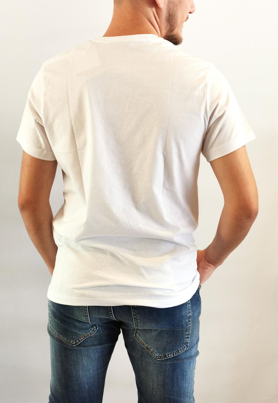 Camiseta Aéropostale Branco Logo