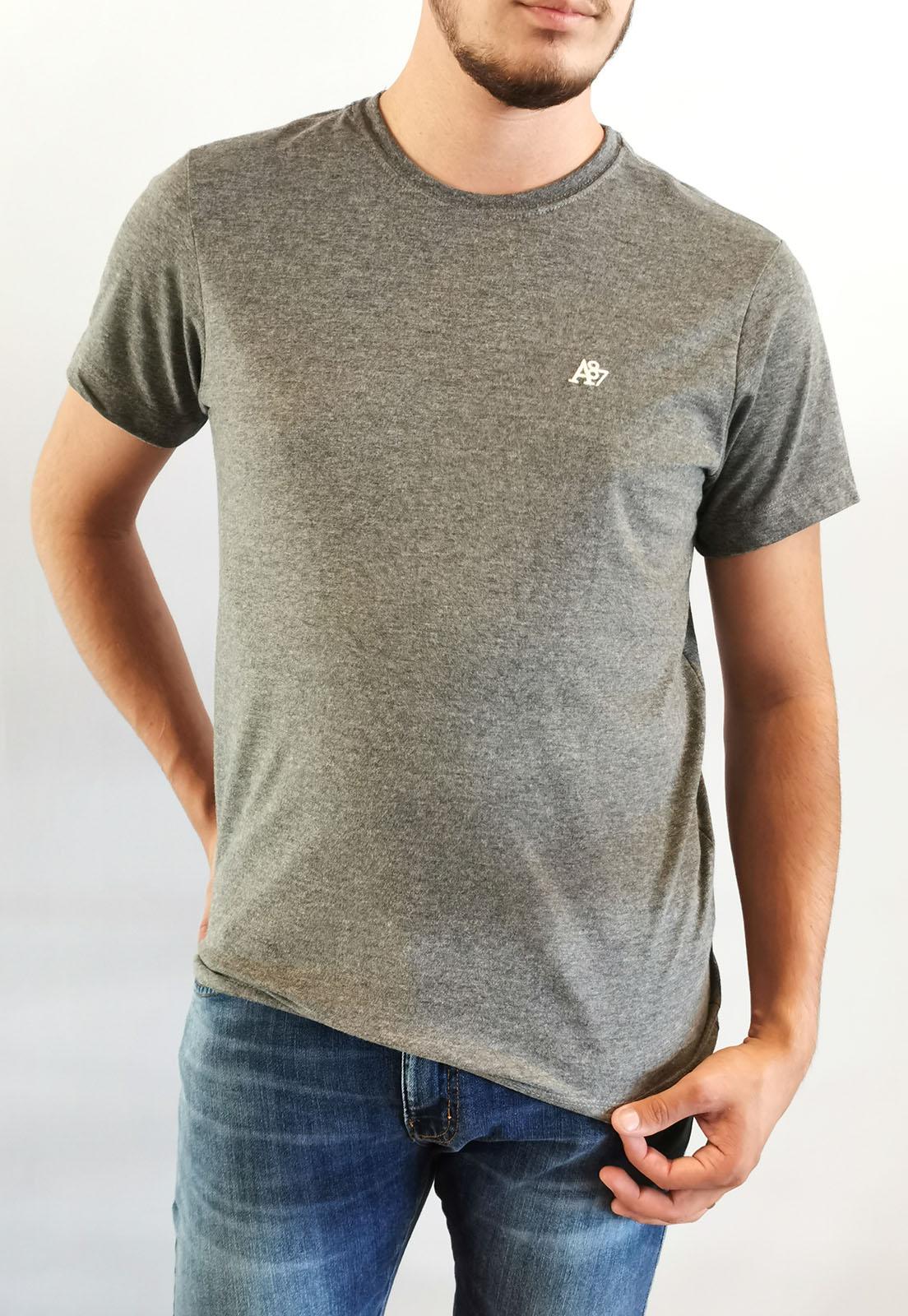 Camiseta Aéropostale Mescla Escuro