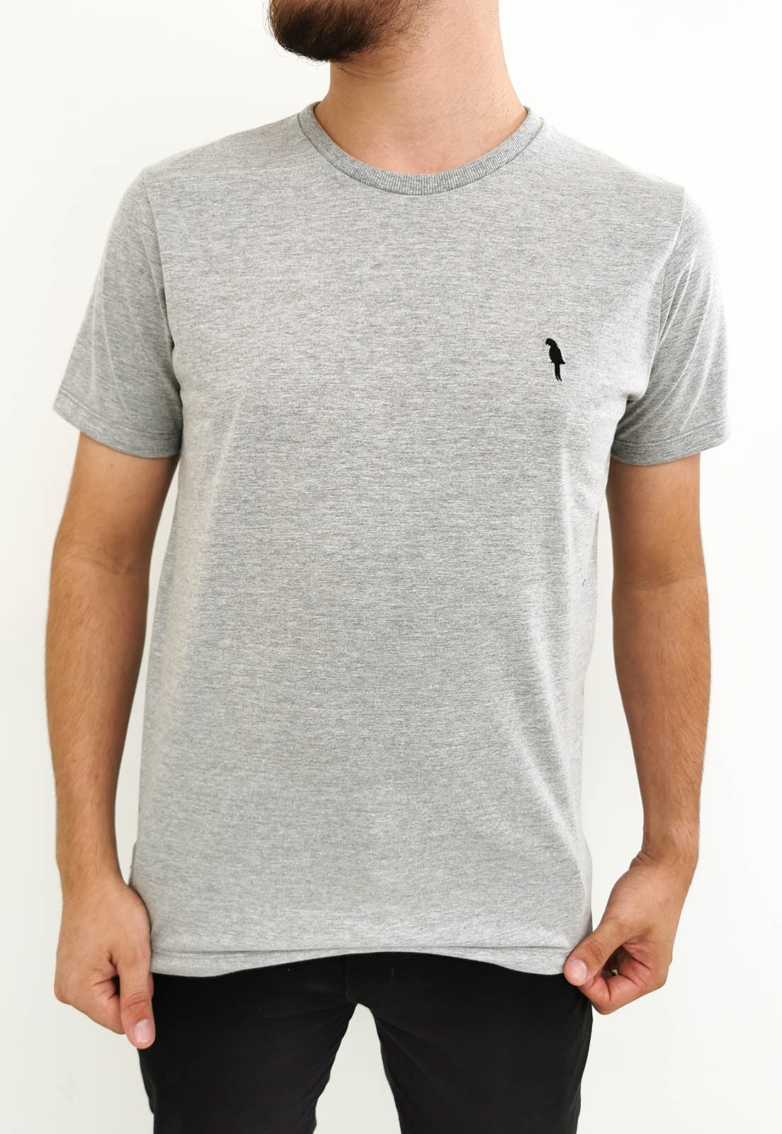 Camiseta Arandom Mescla Básica