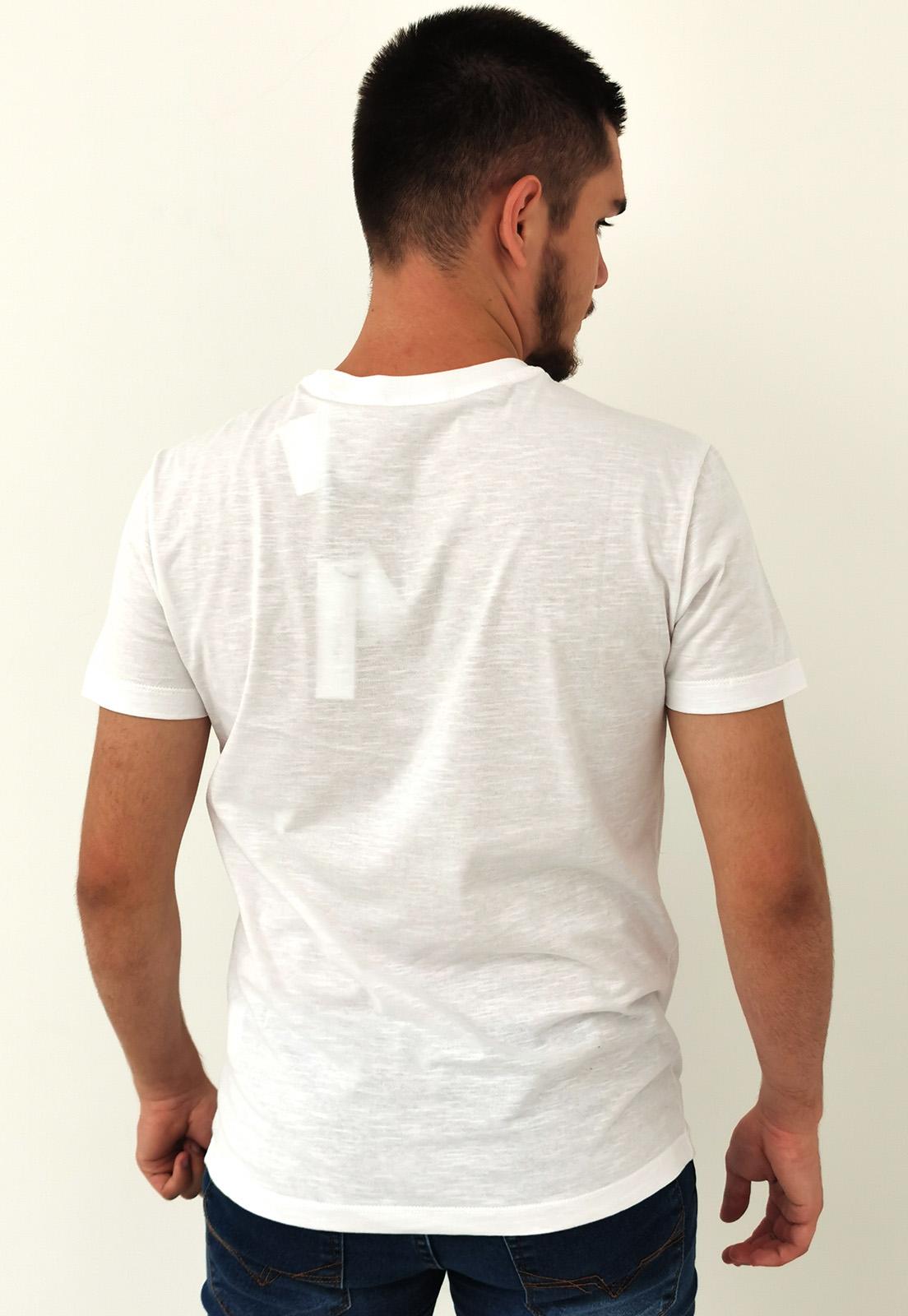 Camiseta Calvin Klein Branco Logo