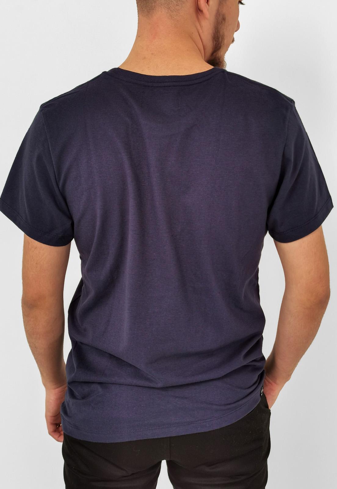 Camiseta Coca-Cola Azul Marinho