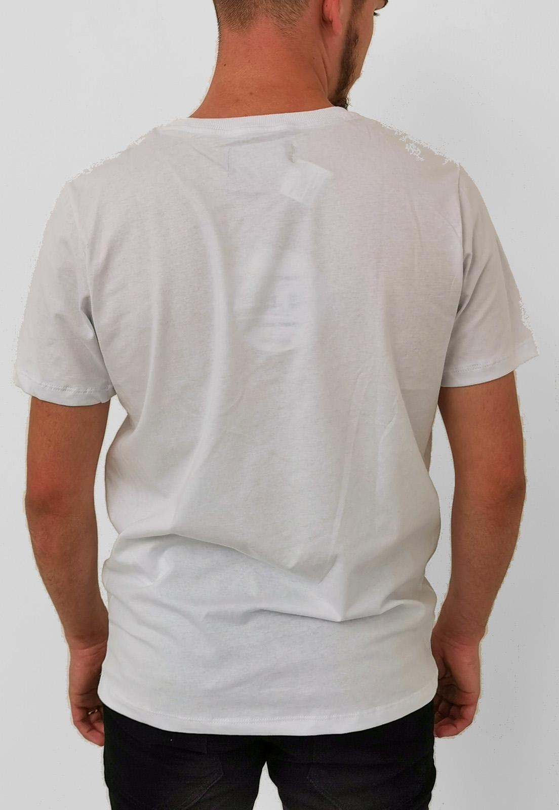 Camiseta Coca-Cola Básica Branco