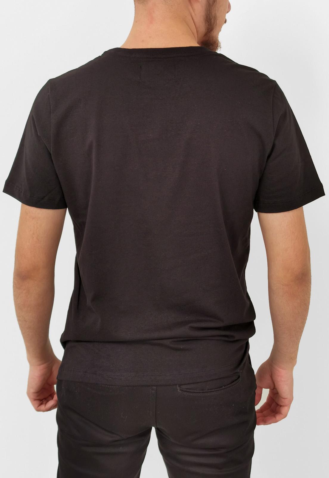 Camiseta Coca-Cola Básica Preto