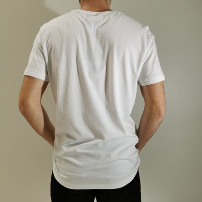 Camiseta Coca-Cola Branca Keep