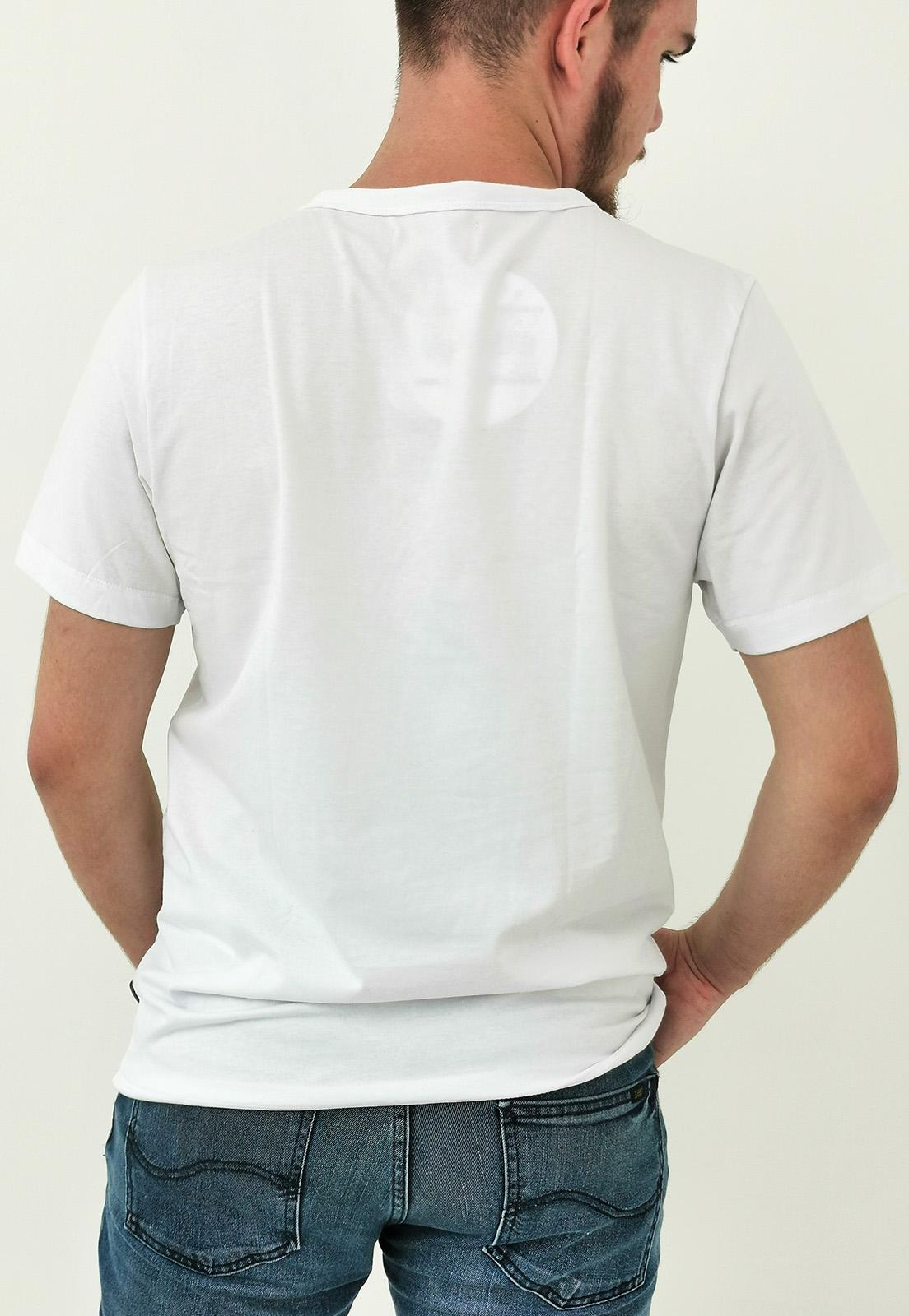 Camiseta Coca-Cola Branco Happiness