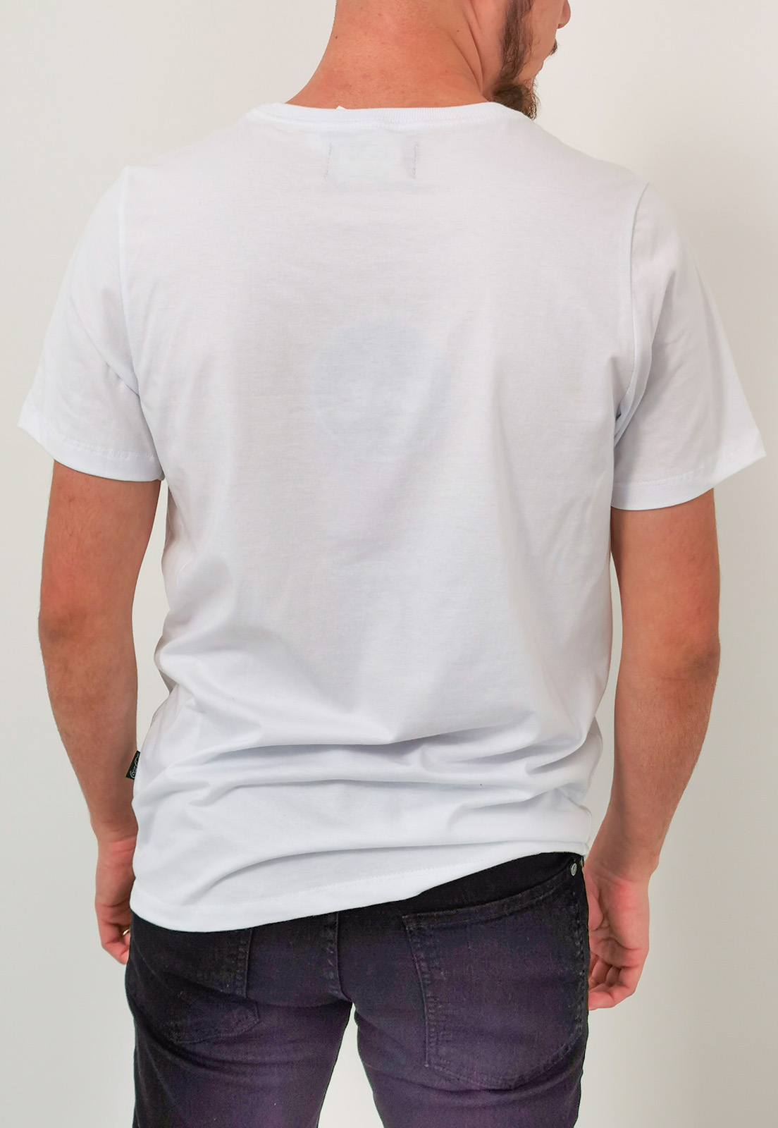 Camiseta Coca-Cola Branco Mosaico