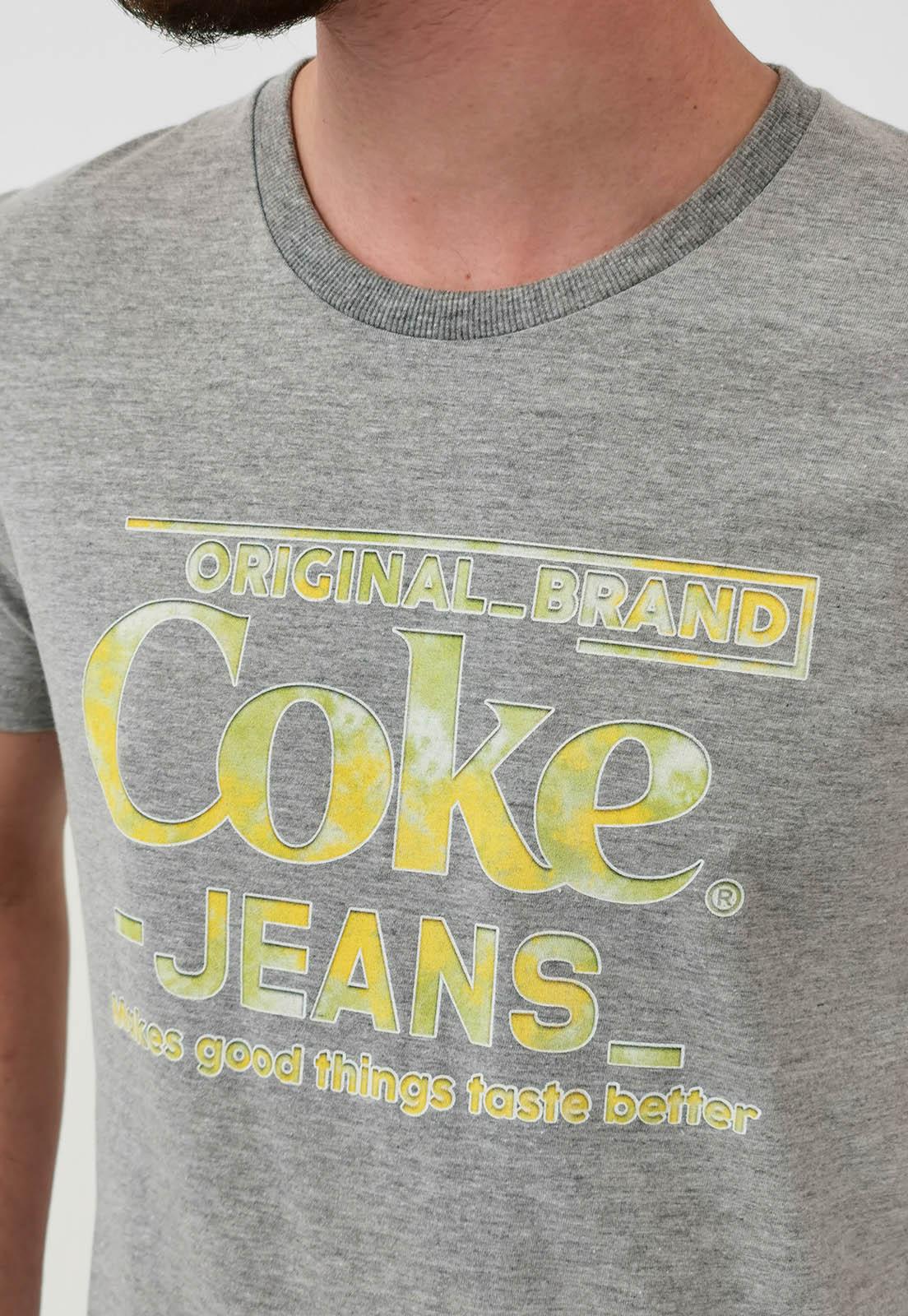 Camiseta Coca-Cola Makes Good Mescla