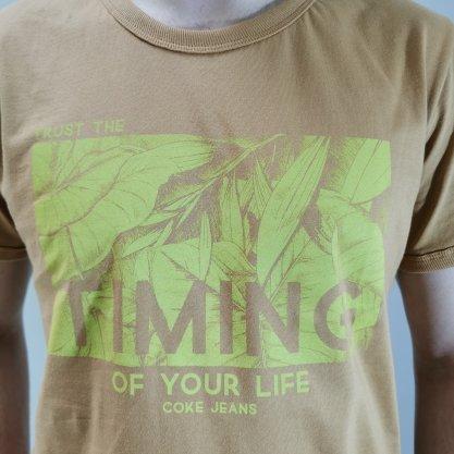 Camiseta Coca-Cola Terra Timing