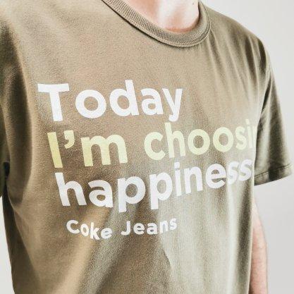 Camiseta Coca-Cola Verde Today