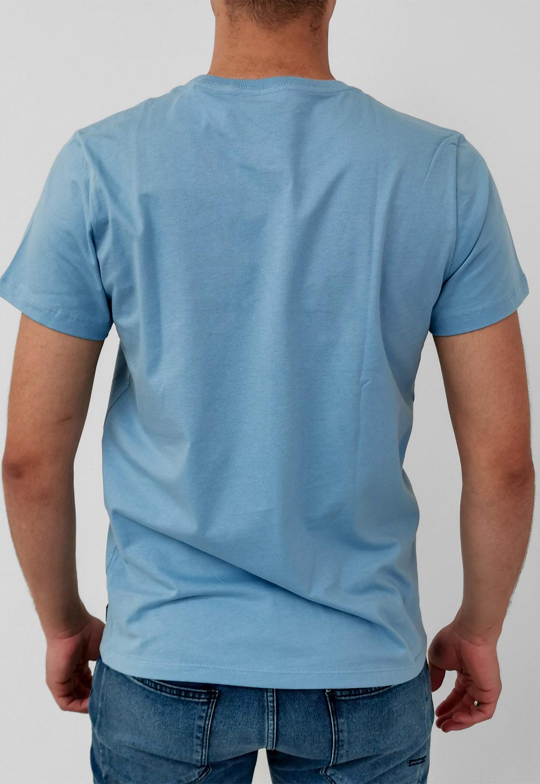 Camiseta Colcci Azul Claro