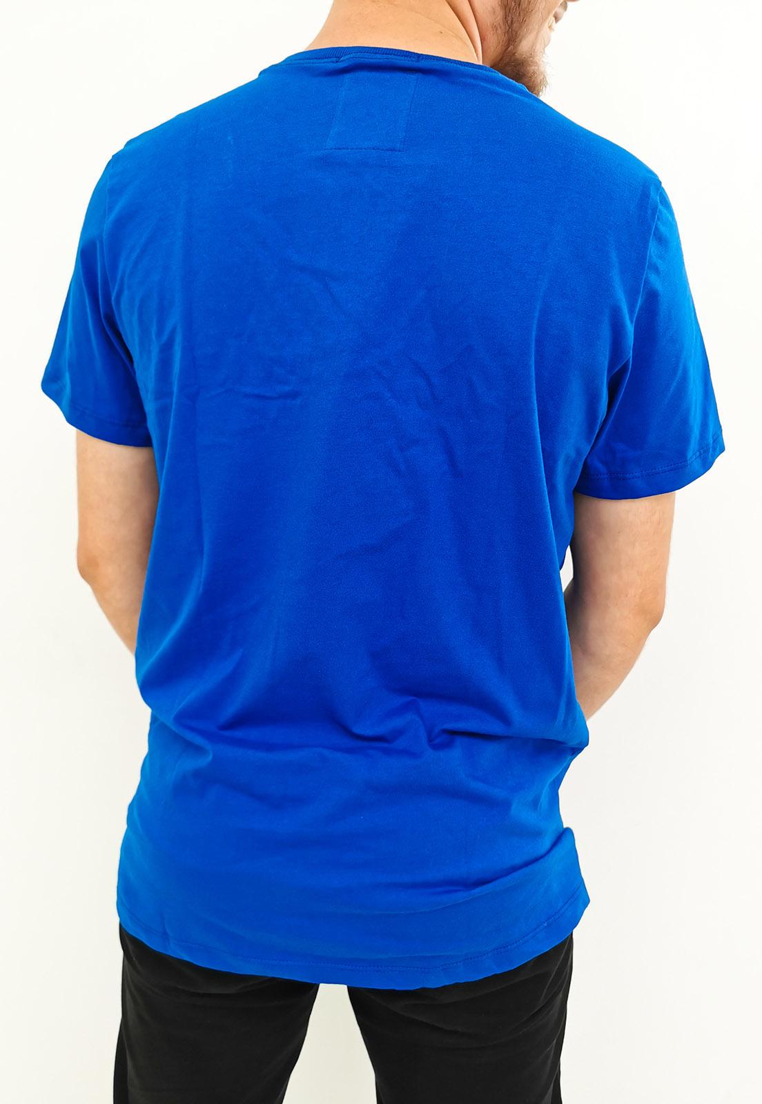 Camiseta Colcci Azul Expedition