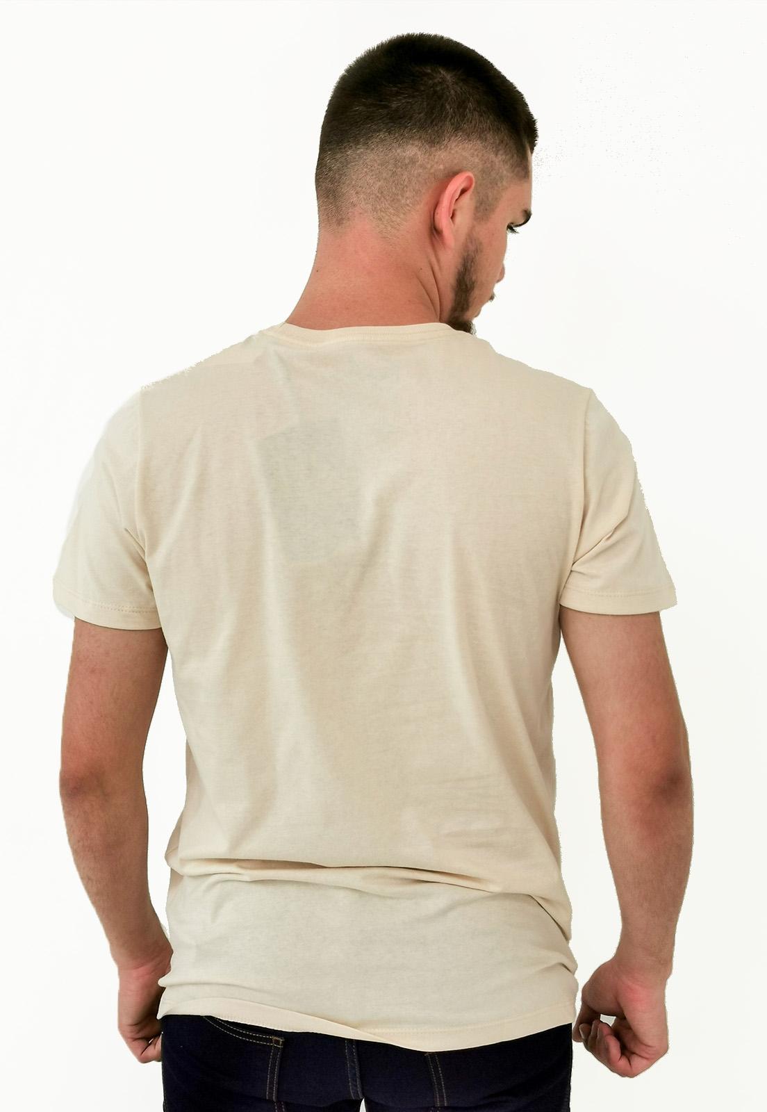 Camiseta Colcci Bege Studios