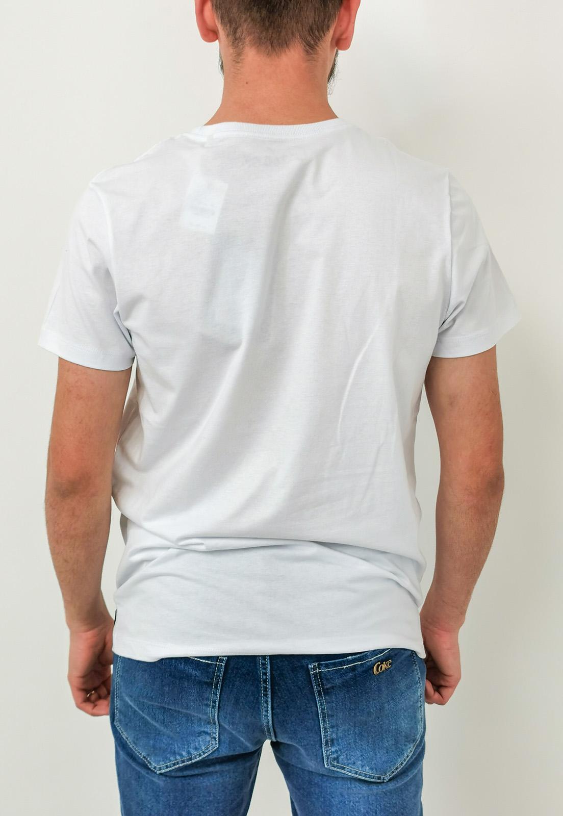 Camiseta Colcci Branco Earth