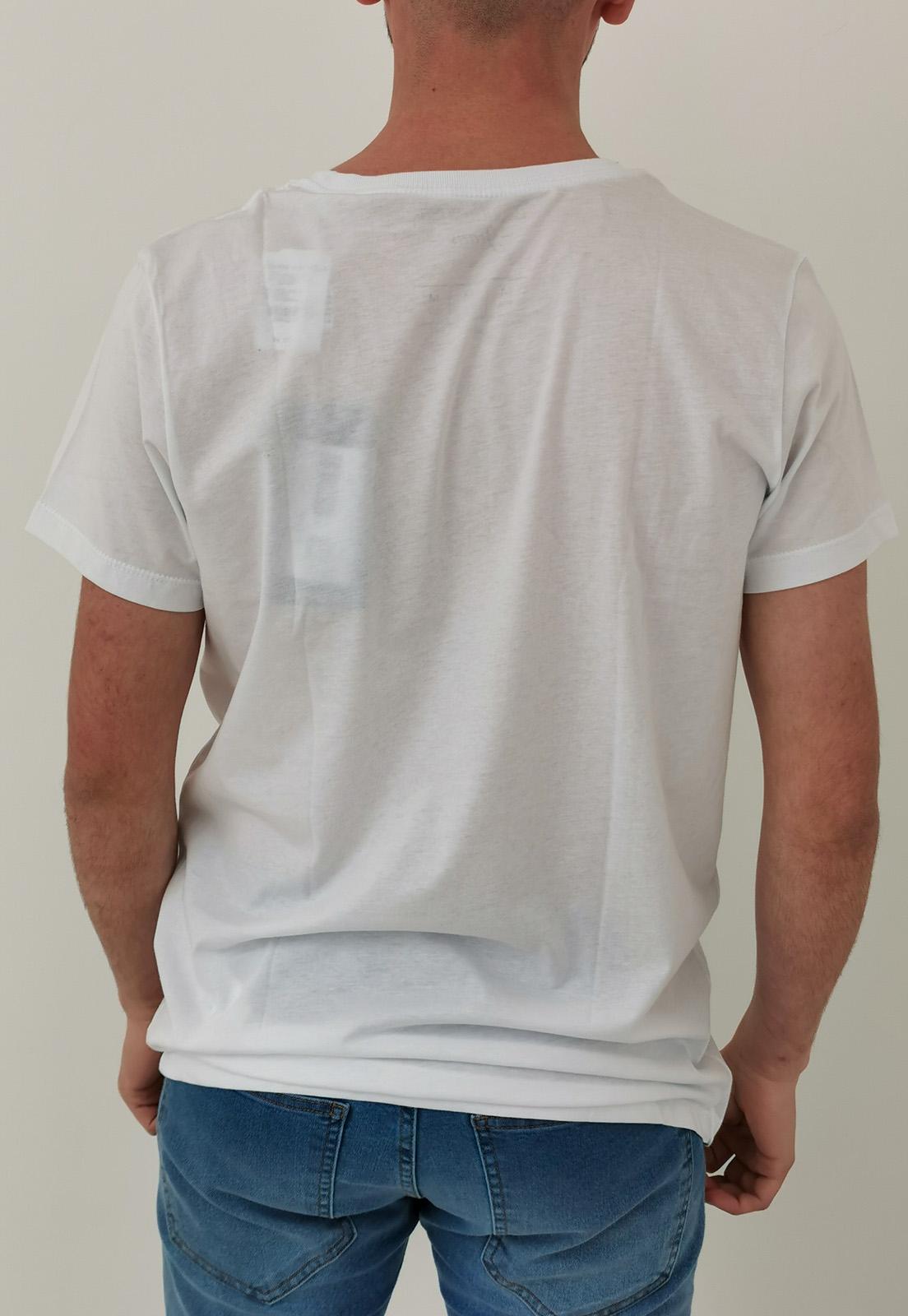 Camiseta Colcci Branco Logo