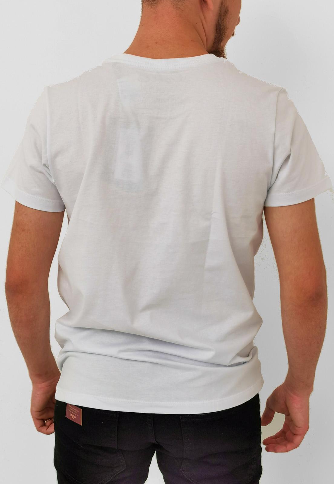 Camiseta Colcci Branco Magnet