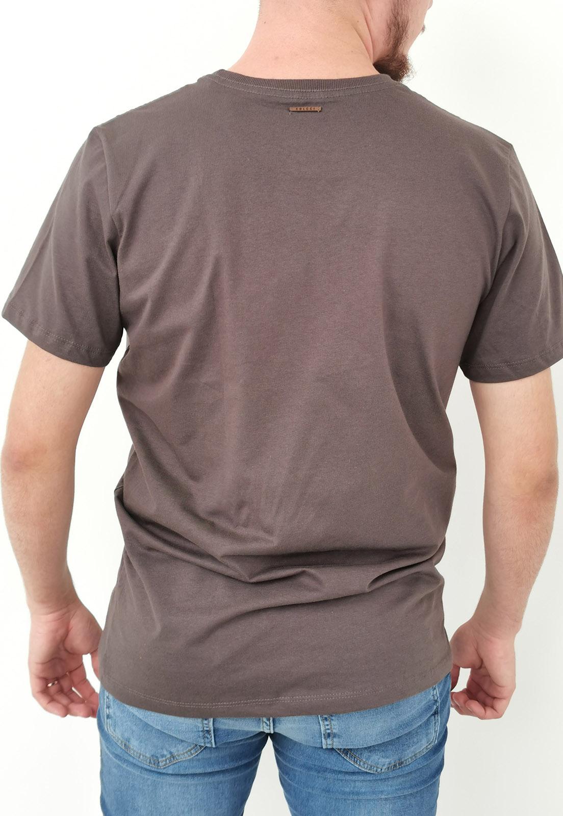 Camiseta Colcci Cinza Forever