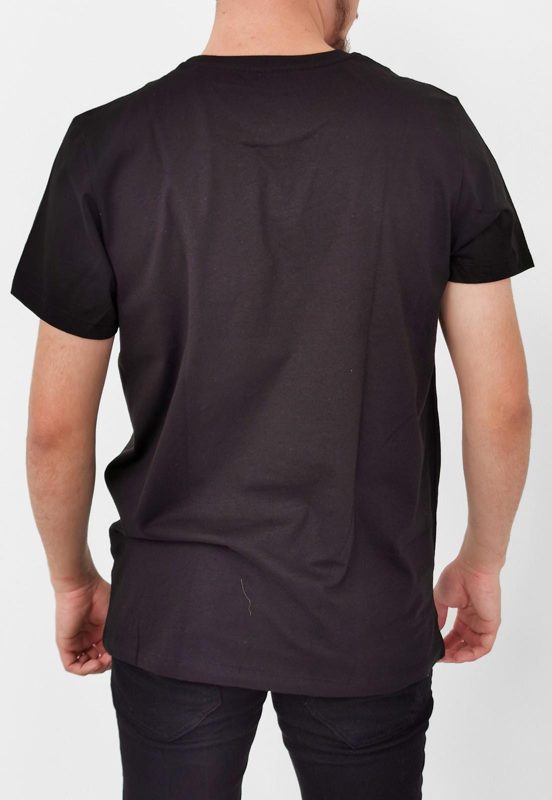 Camiseta Colcci Preto Heaven