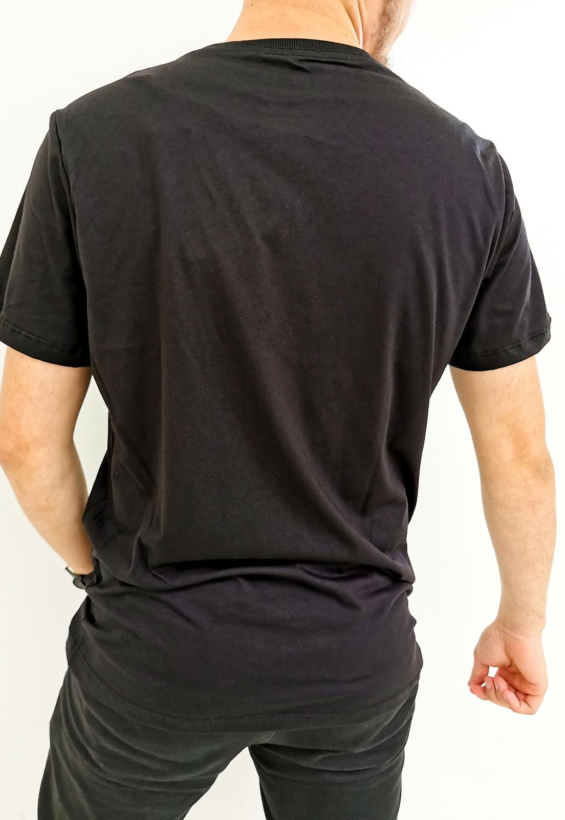 Camiseta Colcci Preto Playlist