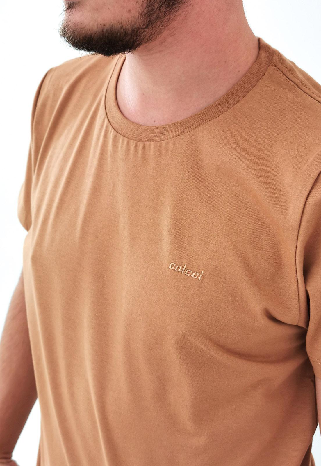 Camiseta Colcci Terra Básica