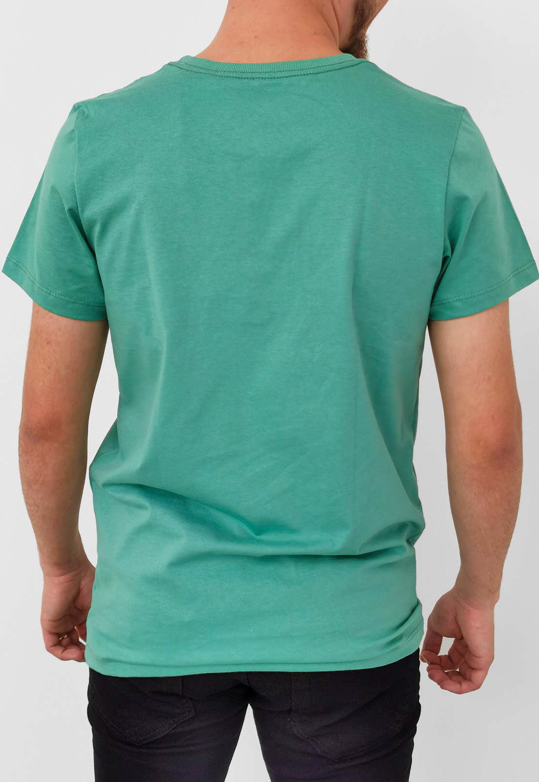 Camiseta Colcci Verde Magnet