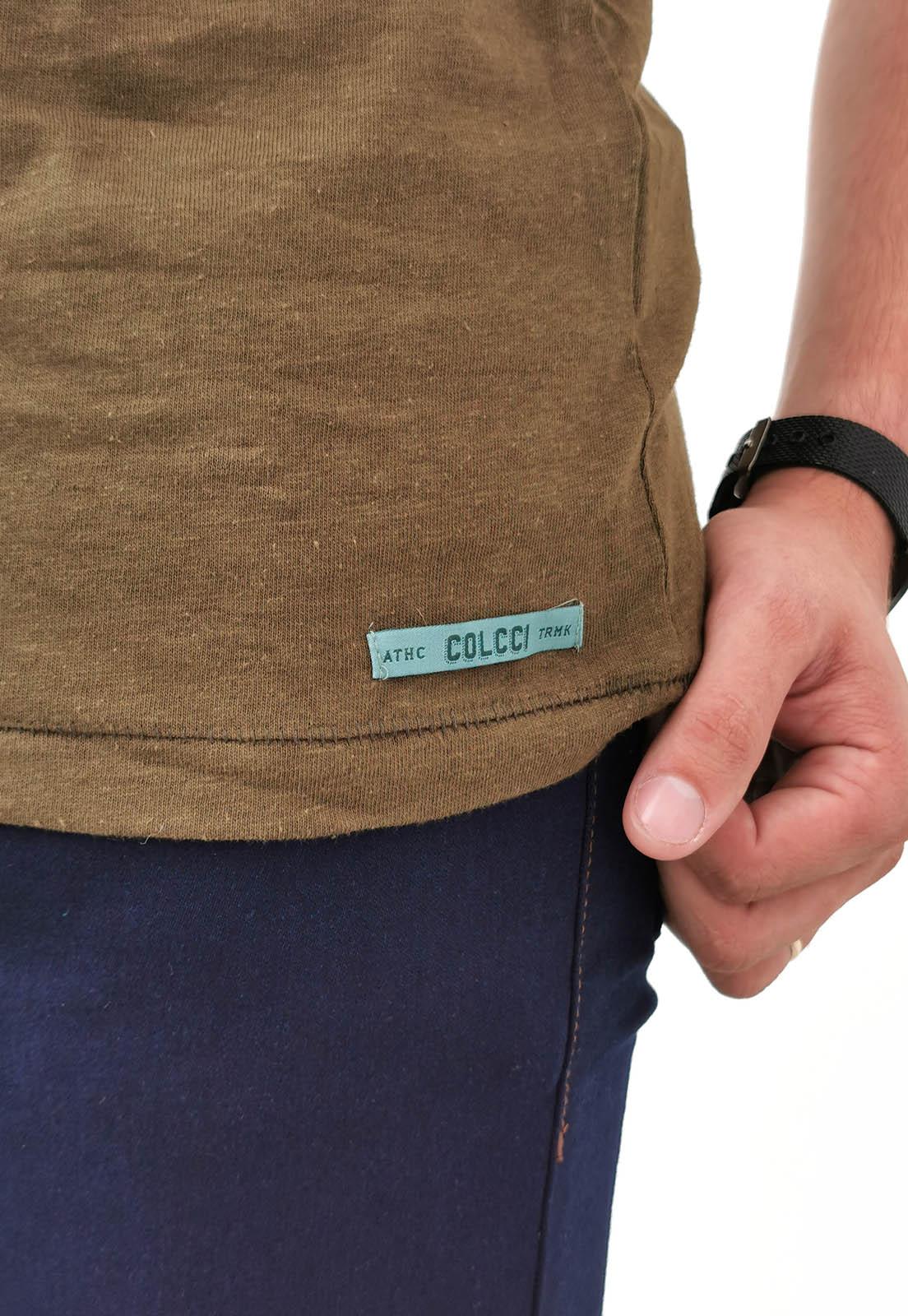 Camiseta Colcci Verde Militar