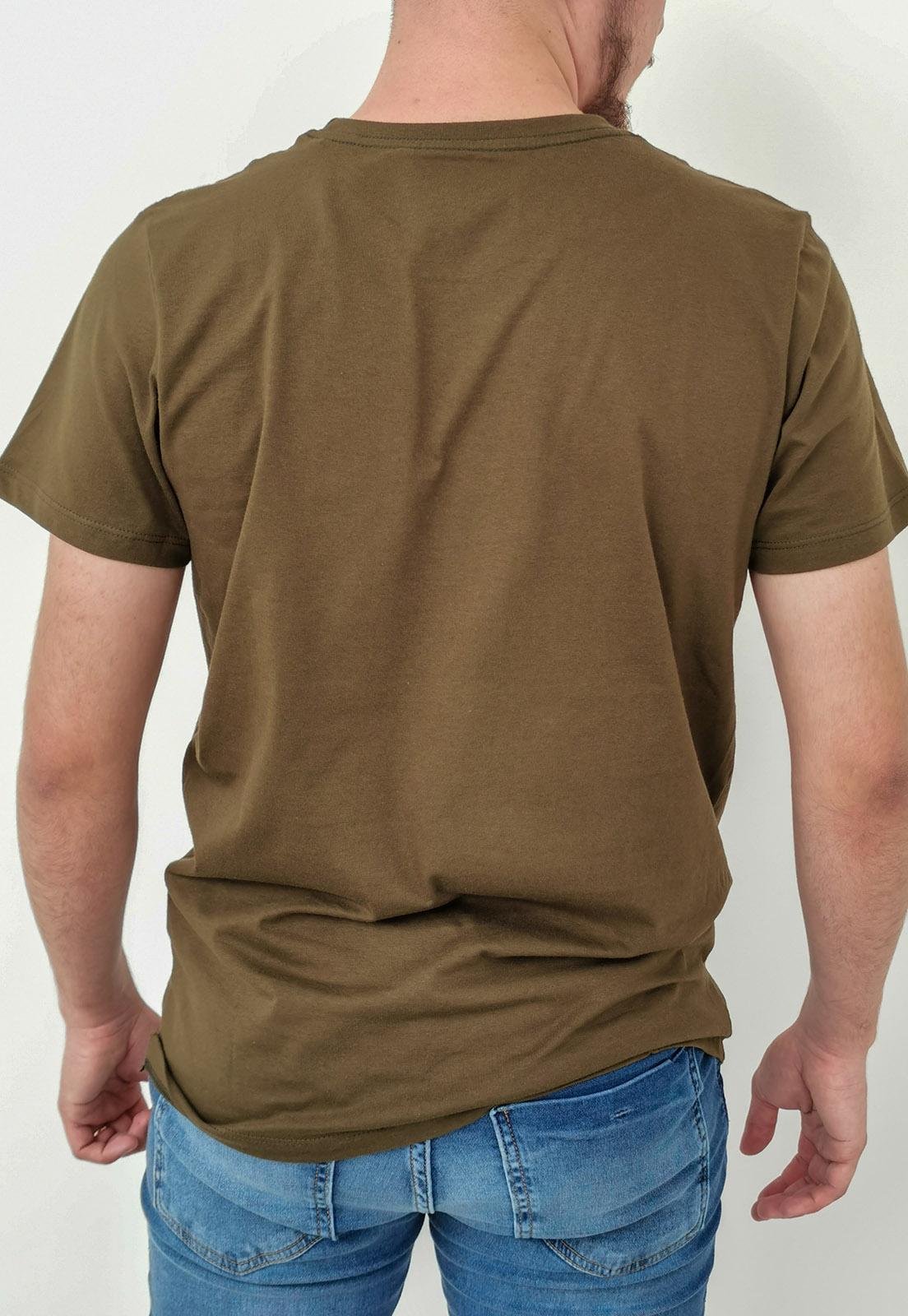 Camiseta Colcci Verde Militar Colors