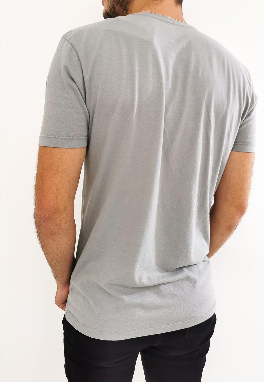 Camiseta Docthos Cinza