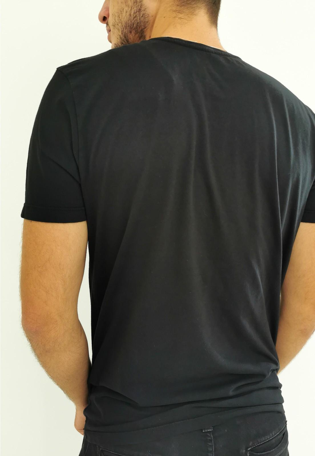 Camiseta Docthos Preto