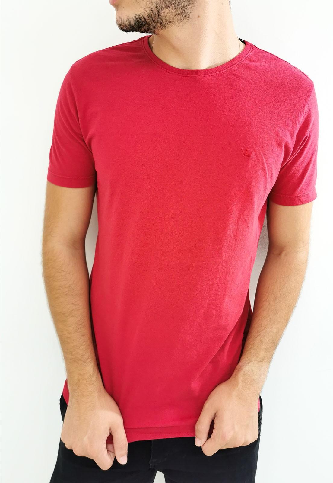 Camiseta Docthos Vermelho