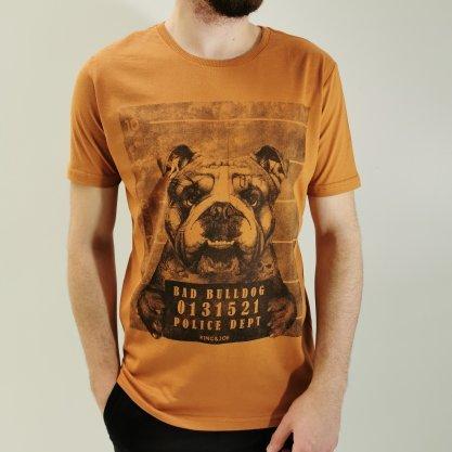 Camiseta King & Joe Terra Bad Bulldog