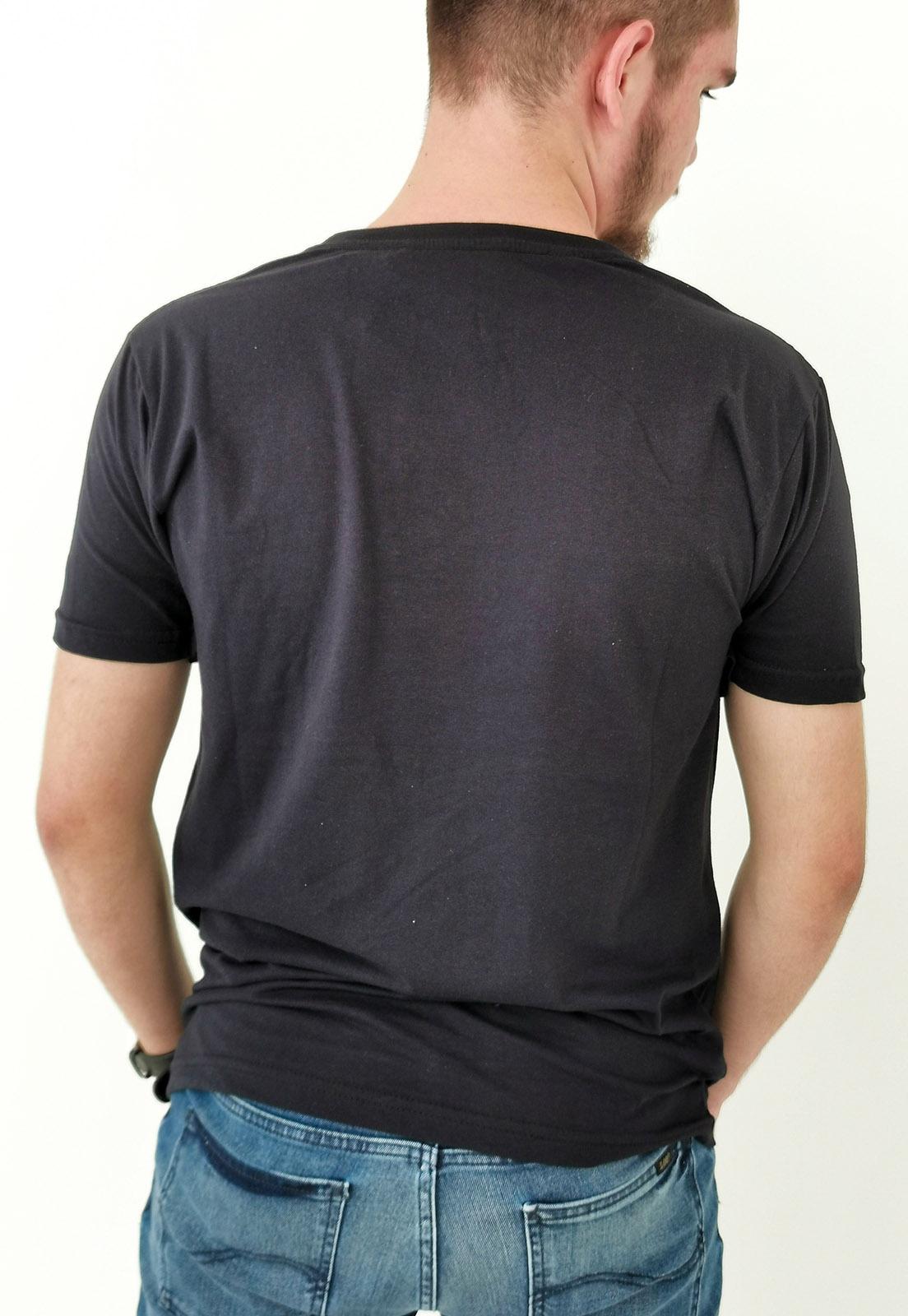 Camiseta Lee Preto