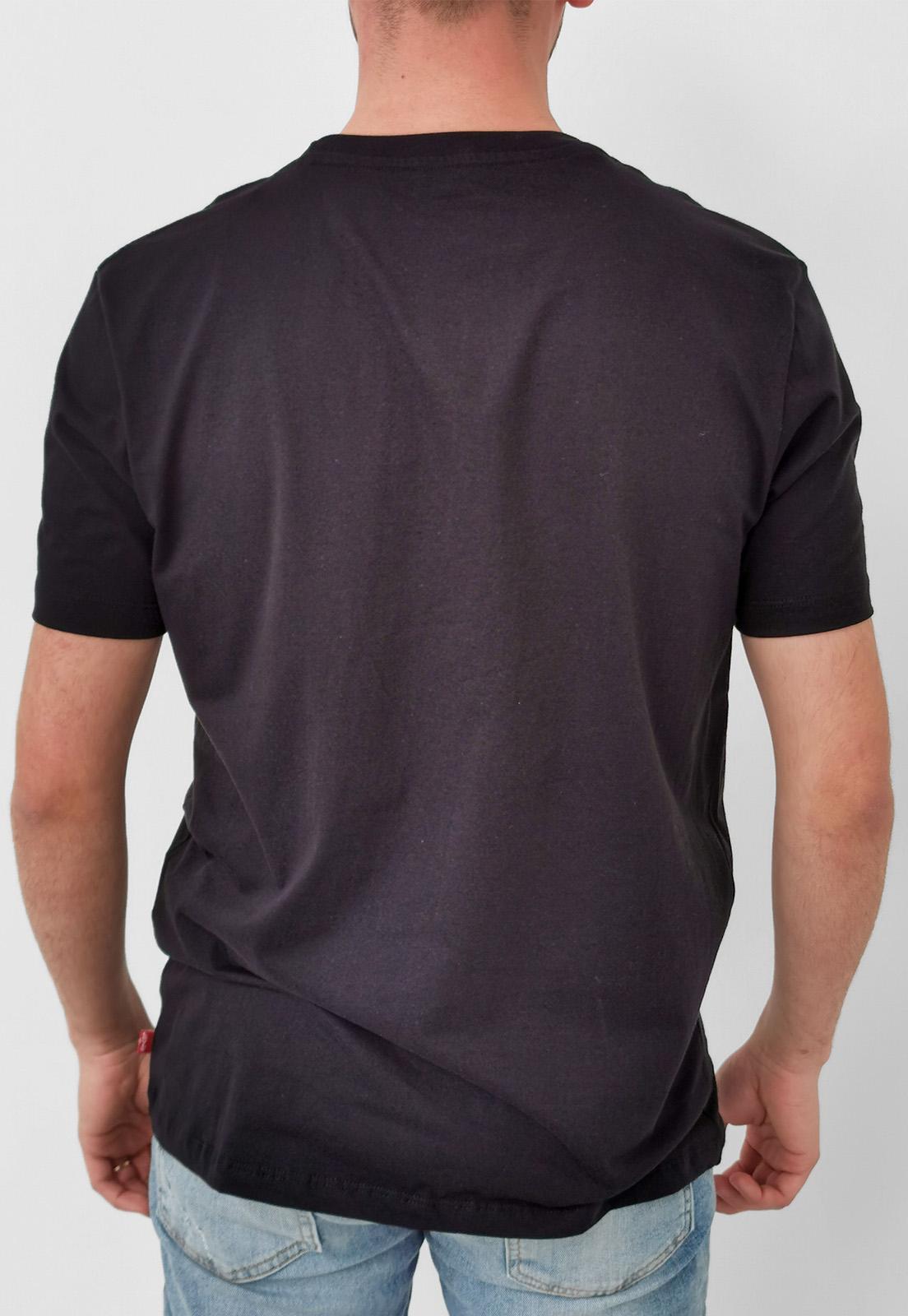 Camiseta Levi's Preto