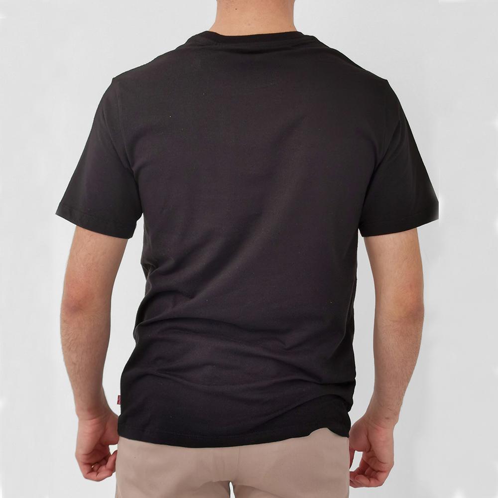 Camiseta Levi's Preto Logo