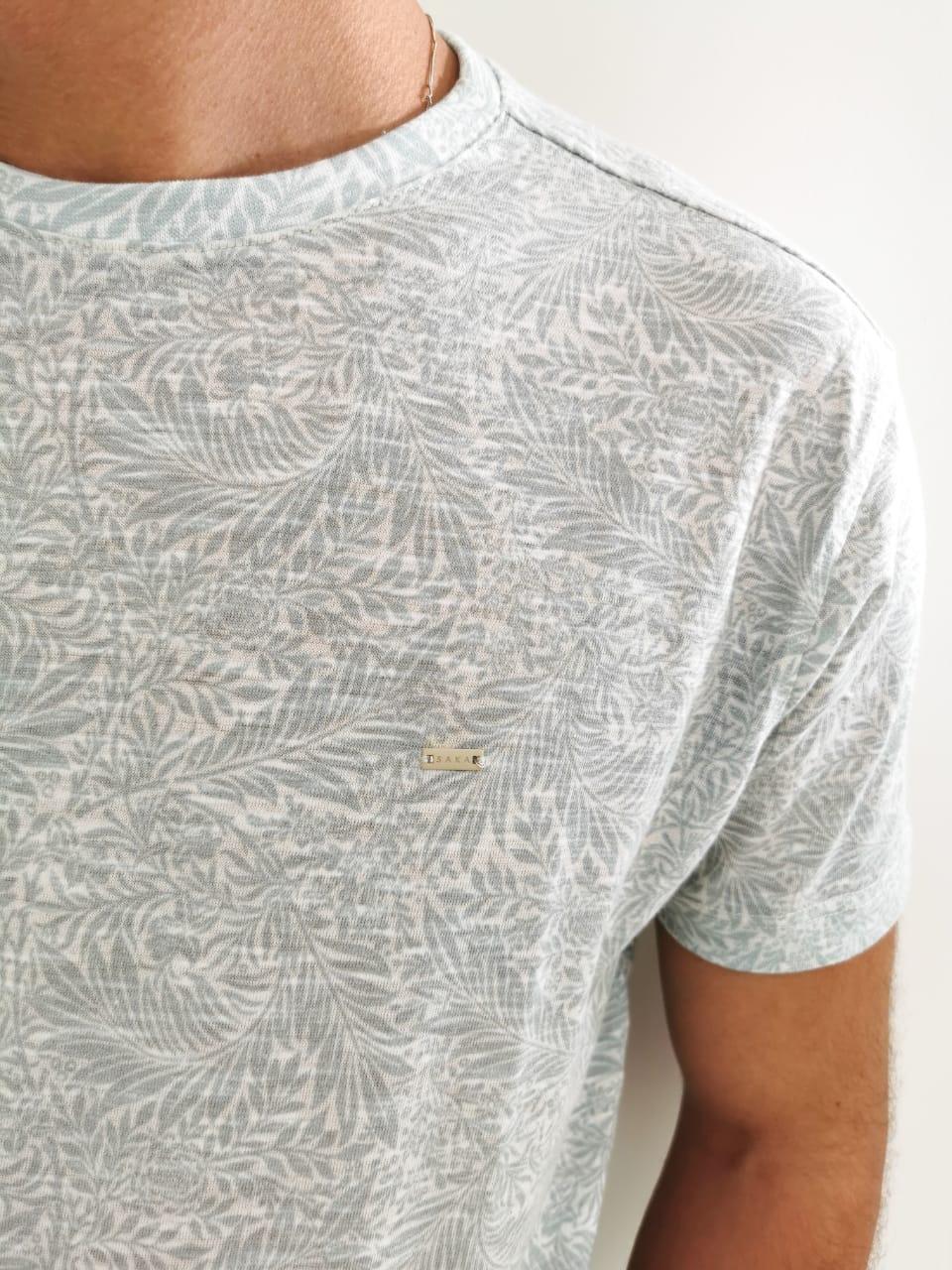 Camiseta Sakapraia Cinza