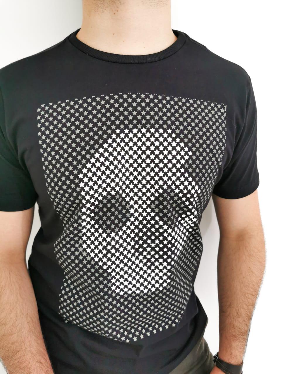 Camiseta Sakapraia Preto Caveira