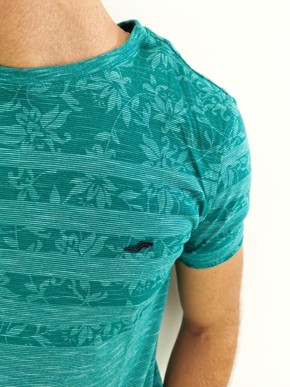 Camiseta Sakapraia Verde