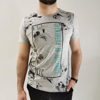 Kit 3 Camisetas Sortidas Estampadas