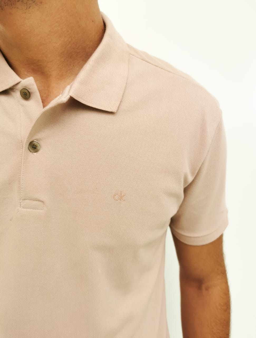 Polo Calvin Klein Rose