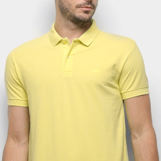 Polo Colcci Amarelo