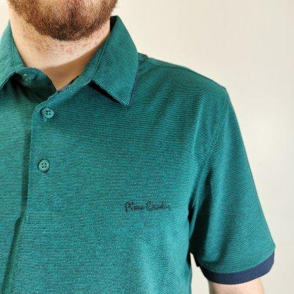 Polo Pierre Cardin Verde