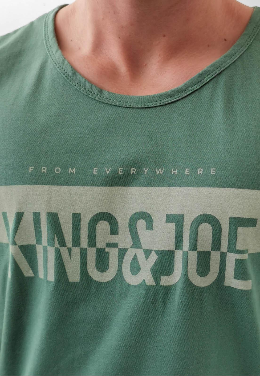 Regata King Joe Verde