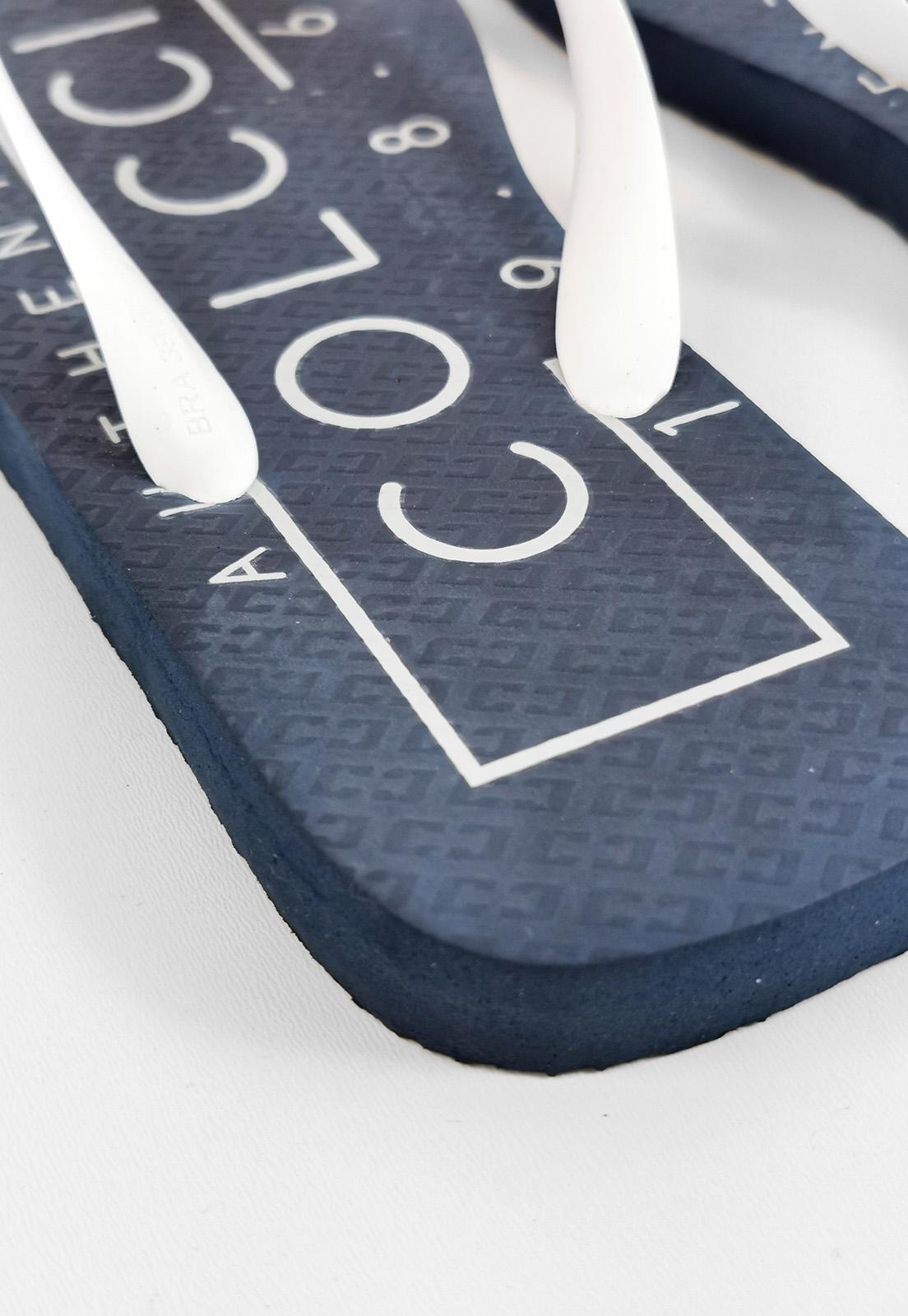 Sandália Colcci Azul Marinho Durgan