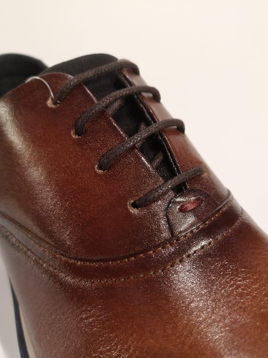 Sapato Rafarillo Marrom/Claro Oxford